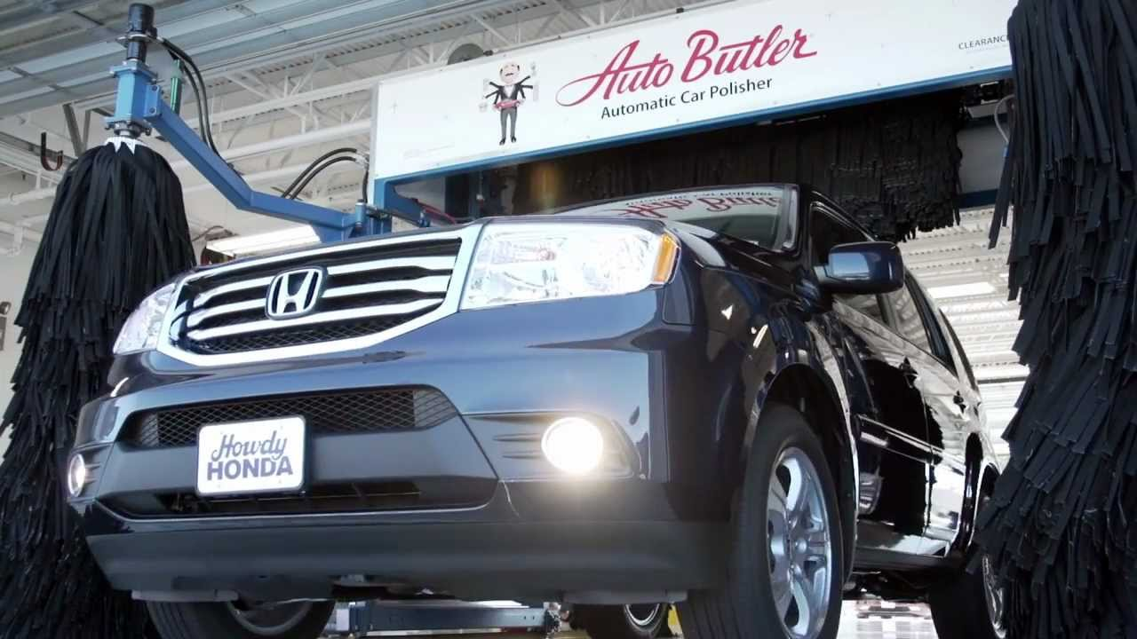 auto butler paint protection at howdy honda in austin tx youtube. Black Bedroom Furniture Sets. Home Design Ideas