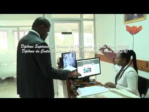 Présentation de l'Office Notarial PARIS Village de Me ZEHOURI