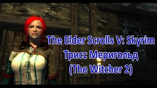 Skyrim 5 : Трисс Меригольд в поисках Белго флакона.