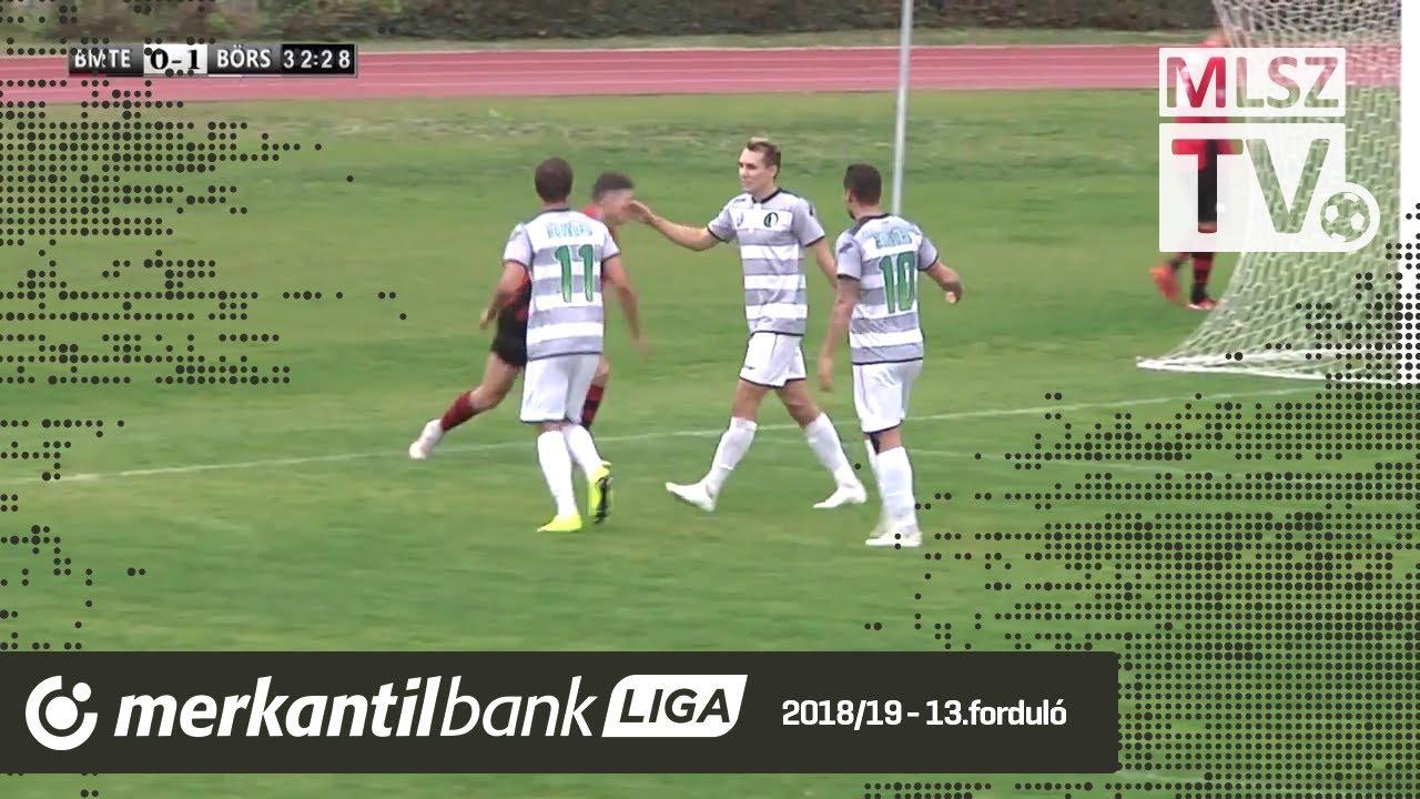 Budafoki MTE - Budaörs| 1-2 (0-1) | Merkantil Bank Liga NB II.| 13. forduló |