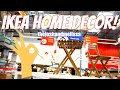 IKEA Home Decor Shop with us! (Outdoor Furniture and more!)