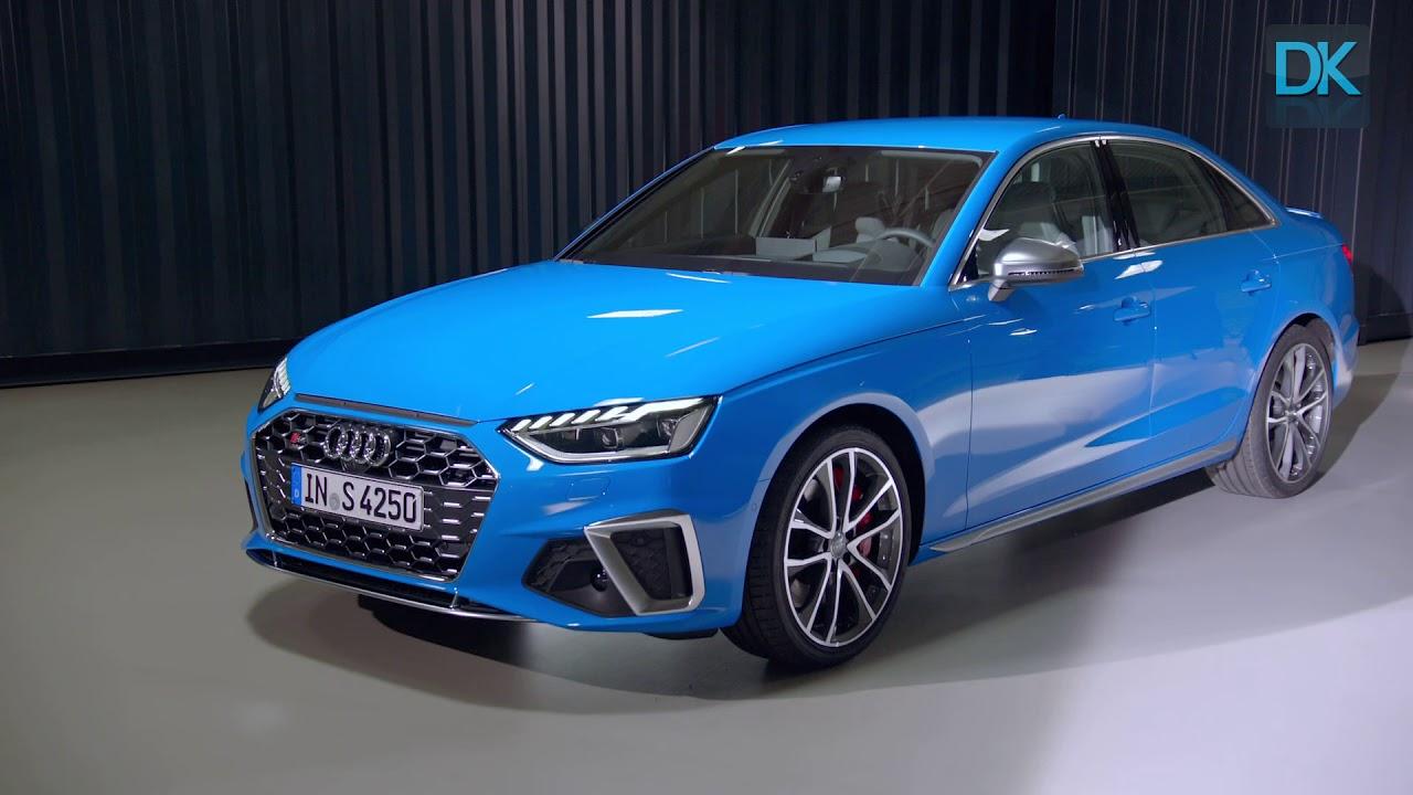 Audi A4 Facelift 2019 Ein Blick Auf Den Komplett Renovierten A4 Avant Sitzprobe Review