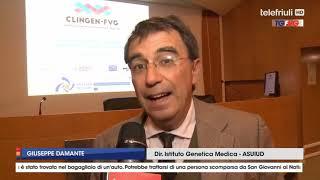 Clingen FVG - convegno Genetica e genomica: strategie e strumenti per una medicina innovativa