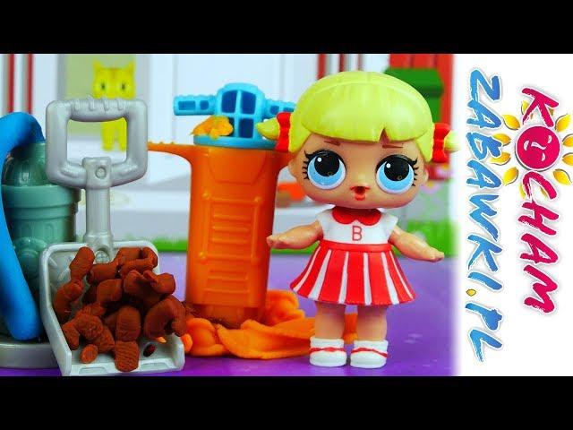 LOL Surprise • Naprawy w mieście • Play Doh Town • bajki i kreatywne zabawki