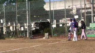 2014年12月7日(日)@野田球場 ドージーズ5回表の攻撃を動画でレポート!