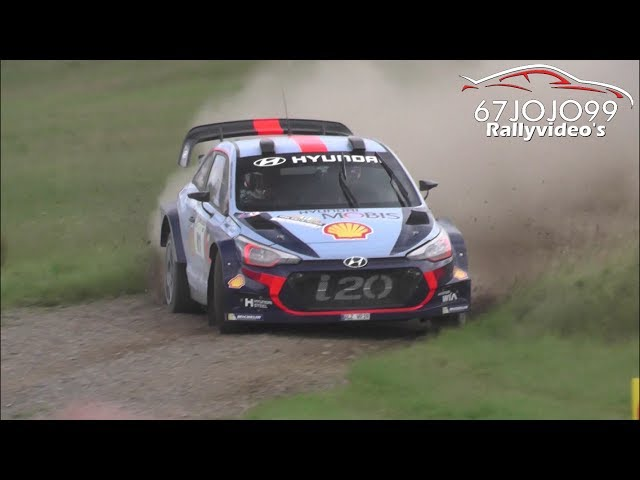 Eifel Rallye Festival 2017 | MISTAKES GROUP B SHOW | HD