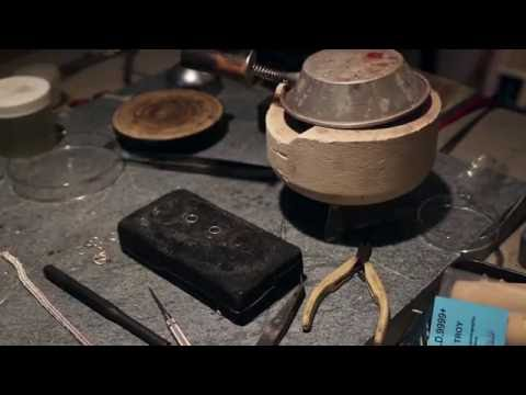 Artisans at the Museum Store: The Ancient Technique of Chainmaking