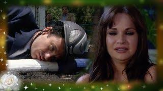 La Rosa de Guadalupe: Roxana no soporta la muerte de Fernando   Dejarlo ir