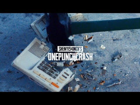 沈懿Shen Yi -【砸碎ONE PUNCH CRASH】Official Music Video