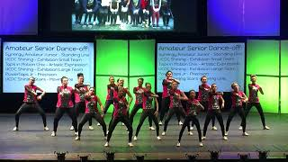 UCDC Shining Stars - Moving Line  - 2018 CCA Showdown