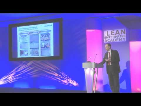 Lean Summit 2013 - Steve Warren - Transforming Supply Chains at Akzo Nobel