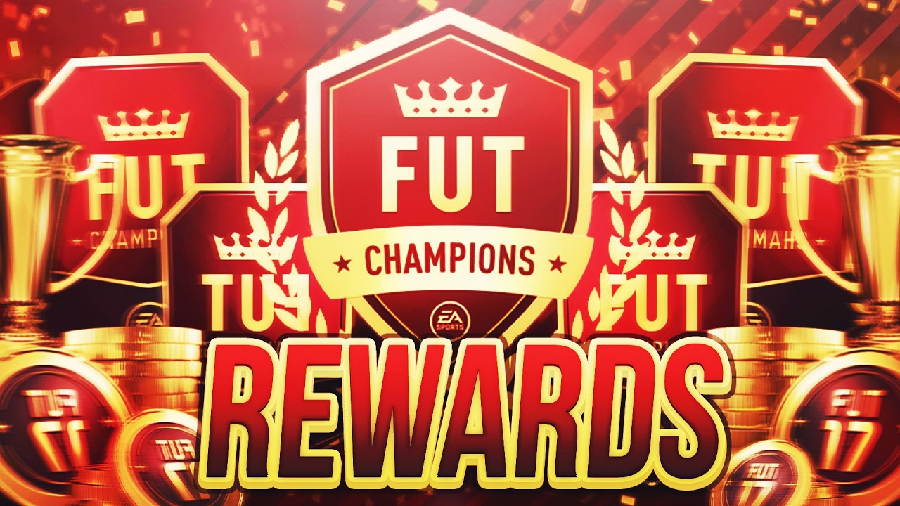 Weekend League Rewards Time
