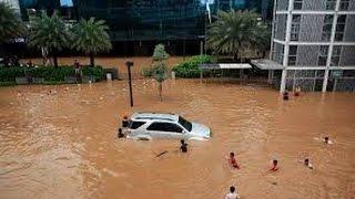 Banjir Kembali Rendam Jakarta
