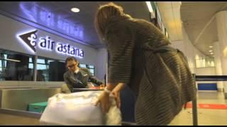 видео Аэропорт Аэропорт Астана (Astana International Airport) - расписание авиарейсов, описание, телефоны справочной службы
