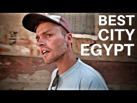 BEST CITY in Egypt 🇪🇬أحلى مدينة في مصر