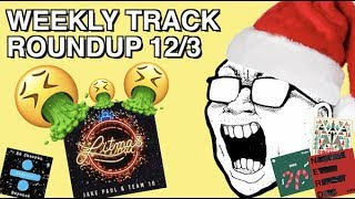 Weekly Track Roundup 12 3 XMAS SINGLES SPECIAL