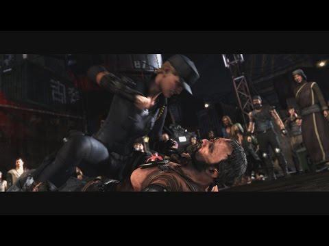 Mortal Kombat X - Sonya Blade vs Kano (BOSS FIGHT) [1080p HD]
