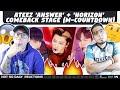 NSD REACT | ATEEZ  Comeback Stage 'ANSWER + HORIZON' | M COUNTDOWN