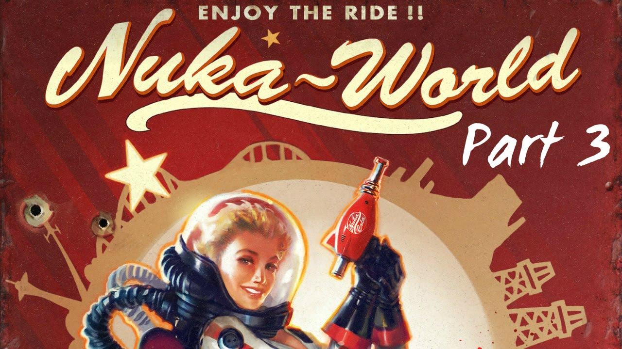 Wallpaper Girl Nerd Fallout 4 Nuka World Part 3 The Fun House Youtube