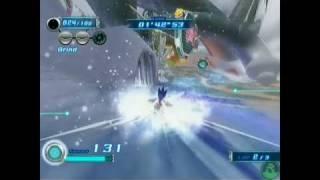 Sonic Riders: Zero Gravity Wii Gameplay - Gameplay 3