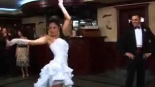 офигенный свадебный танец!