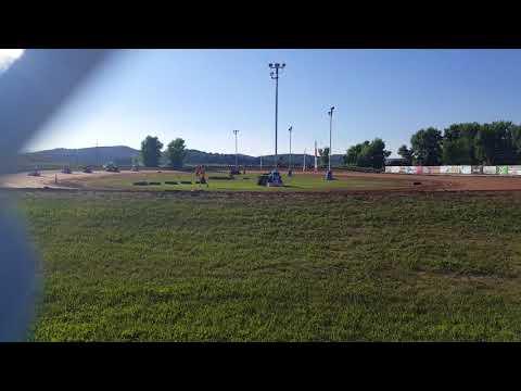 Montney Heat race 1. 7-14-18