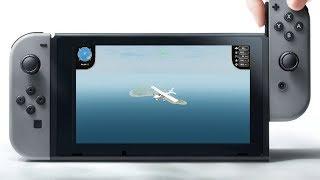 How Good Is A NINTENDO SWITCH Flight Simulator?