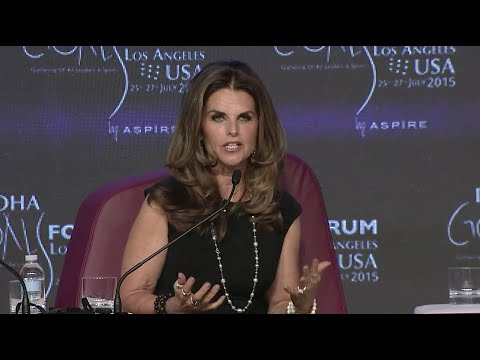 DAY 2: Time Out with Maria Shriver