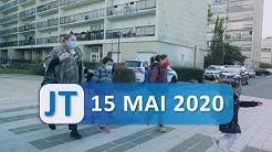 Le JT de Vélizy : 15 mai 2020