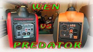 Wen 56200i vs Predator 2000w Generator Review