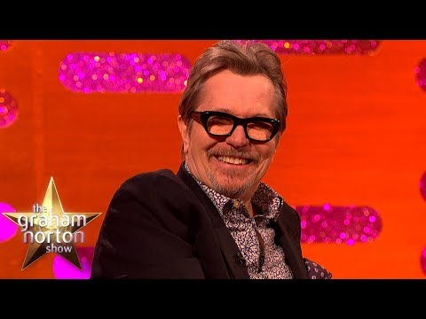 Download Youtube: Gary Oldman as Winston Churchill Dancing as James Brown! | The Graham Norton Show