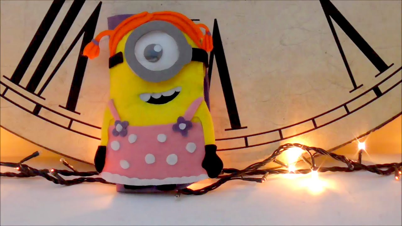 Minion Camera Case : Diy crafts: how to make a minions mobile case with felt youtube