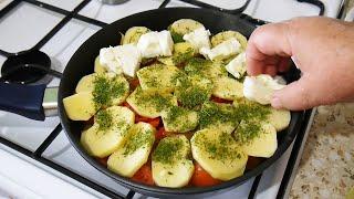 Мясо с овощами в собственном соку или Думляма