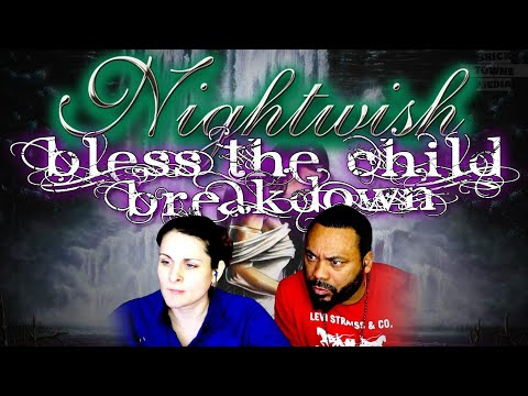 NIGHTWISH Bless The Child Reaction!!!