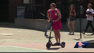 City reaches agreement with Bird scooters, more electric scooters expected