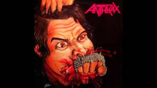 Anthrax • Fistful Of Metal [UK Vinyl Rip] Music For Nations • MFN 1...