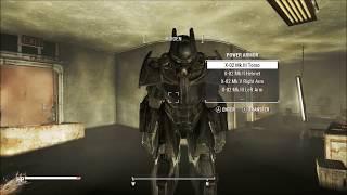 X 02 Power armor Fallout 4 Mods