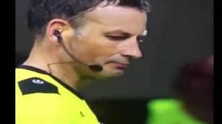 Referee Mark Clattenburg Champions League Final 2016( Real Madrid - Atletico Madrid )