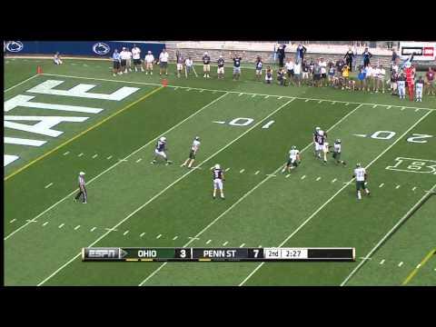 Penn State Punt Block