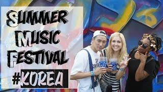 Video Life in Seoul // My First Music Festival in Korea ft Tinashe, Dean & More! download MP3, 3GP, MP4, WEBM, AVI, FLV Mei 2017