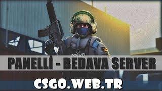 CSGO - BEDAVA SERVER KURMA | Admin Panelli (Çok Fonksiyonlu)