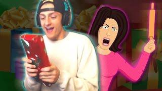 Angry Mom ABUSES Me For PEEKING At CHRISTMAS PRESENTS on Xbox Live!