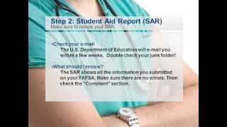 Physician Assistant Financial Aid Explanation