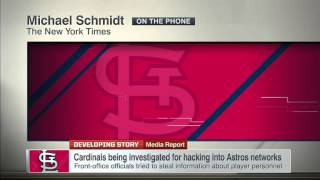 Cards being investigated for hacking Astros