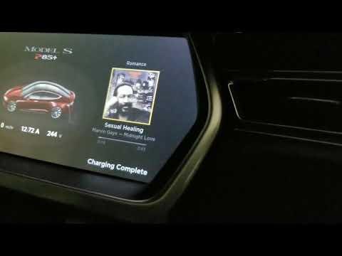 Tesla, Featuring Fart on Demand!