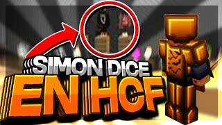 SIMON DICE EN MINECRAFT HCF!! | MINECRAFT PE/BE 1.16