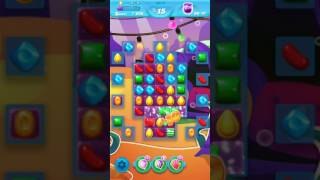 Candy crush soda saga level 1076(NO BOOSTER)
