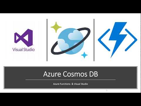 Cosmos DB  Azure Functions and Visual Studio  Integration