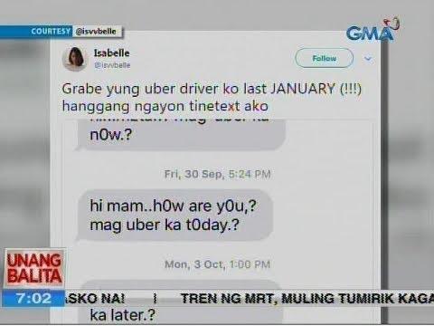 UB: Mga nakakaaliw na experience sa uber at grab ng ilang pasahero, trending