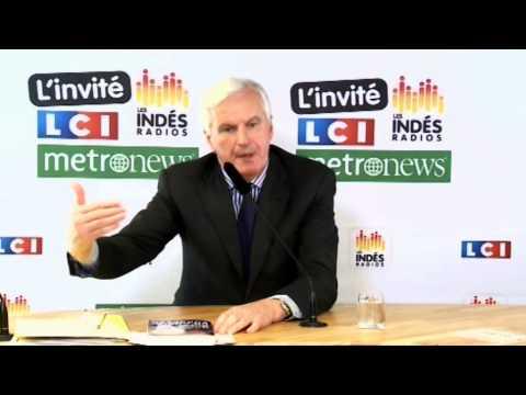 Michel Barnier l'intégrale